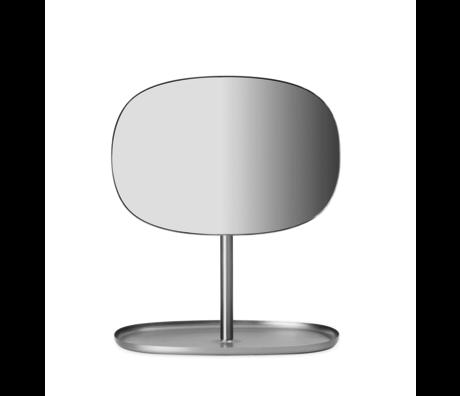 Normann Copenhagen Mirror Flip Mirror matte handle 28x19.5x34.5 cm