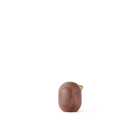 Normann Copenhagen Little Bird 3 cm walnut