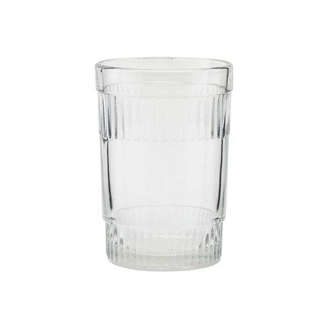 Housedoctor Glas Misty klares Glas Ø6x9cm