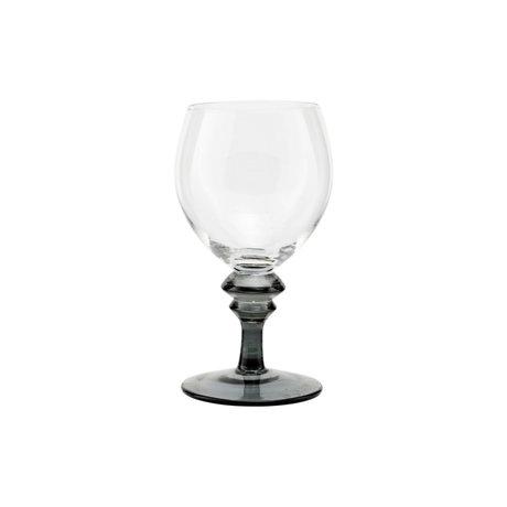 Housedoctor Verre à vin blanc Meyer verre clair Ø7x15.5cm