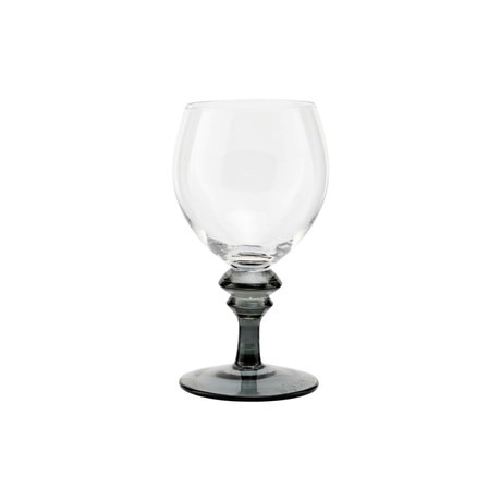 Housedoctor White wine glass Meyer clear glass Ø7x15.5cm