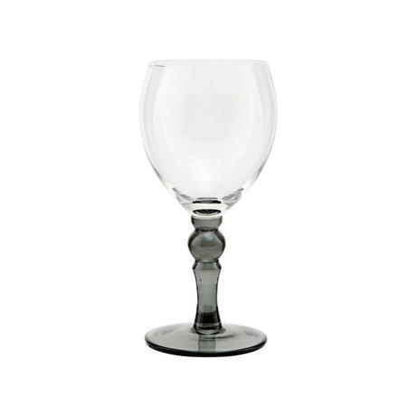 Housedoctor Verre à vin rouge Meyer verre clair Ø7.5x18cm