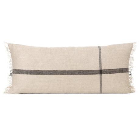 Ferm Living Kissen Calm Kamel Textil 88x38cm