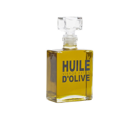 wonenmetlef Olive oil Extra virgin glass 20CL