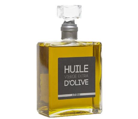 wonenmetlef Olive oil Extra virgin glass 1L