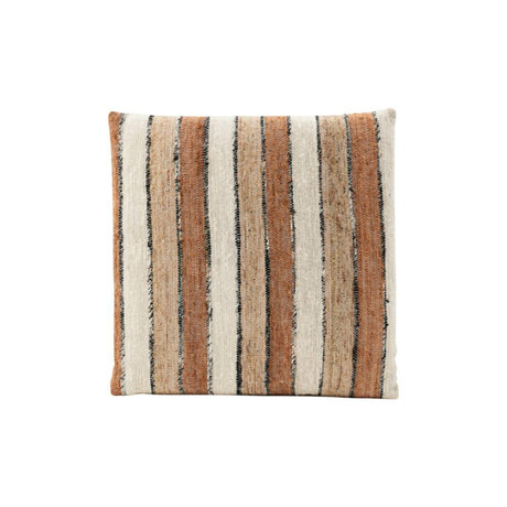 Housedoctor Cushion Linn multicolour cotton 50x50cm
