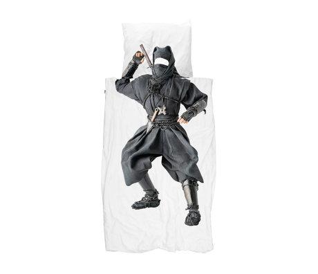 Snurk Beddengoed Bettbezug Ninja 140x200 / 220 cm inkl. Kissenbezug 60x70cm