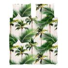 Snurk Beddengoed Dekbedovertrek palm beach 240x200/220 cm incl. 2 kussenslopen 60x70cm