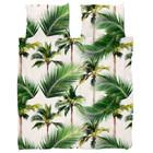 Snurk Beddengoed Bettbezug Palm Beach 260x200 / 220 cm inkl. 2 Kissenbezüge 60x70cm