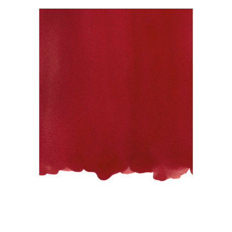 Paper Collective Affiche Ensõ - Rouge I papier blanc rouge 50x70cm