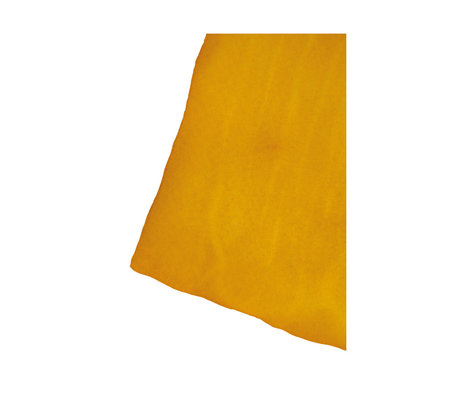 Paper Collective Poster Ensõ - Yellow I geel wit papier 30x40cm