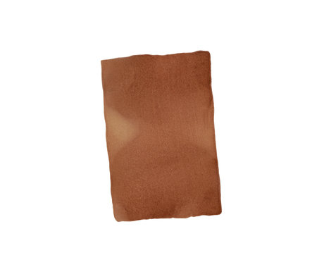 Paper Collective Poster Ensõ - Burned II bruin wit papier 30x40cm