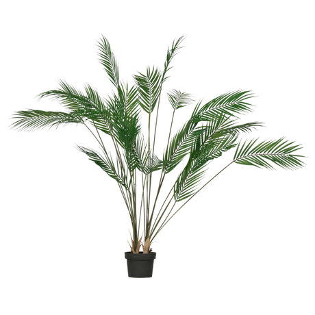 LEF collections Artificial plant Palm green synthetic 75x75x110cm