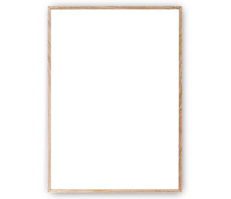 Paper Collective Fotolijst PC Frame Oak eiken hout 50x70cm