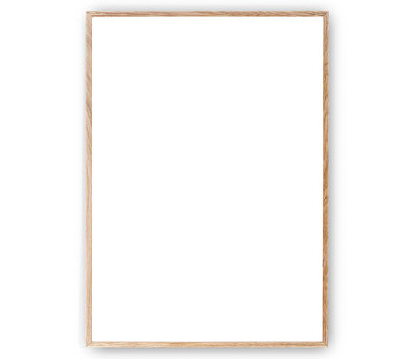 Paper Collective Photo frame PC Frame Oak oak wood 50x70cm