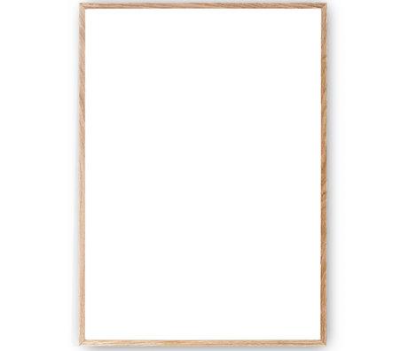 Paper Collective Fotolijst PC Frame Oak eiken hout 70x100cm