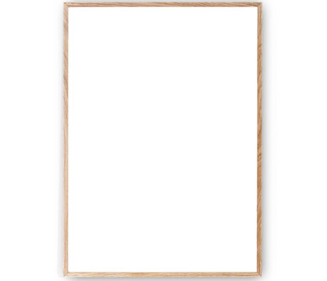 Paper Collective Photo frame PC Frame Oak oak wood 70x100cm