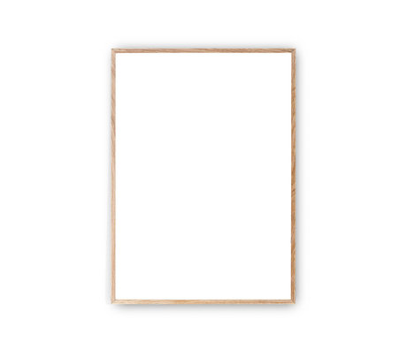 Paper Collective Photo frame PC Frame Oak oak wood 30x40cm