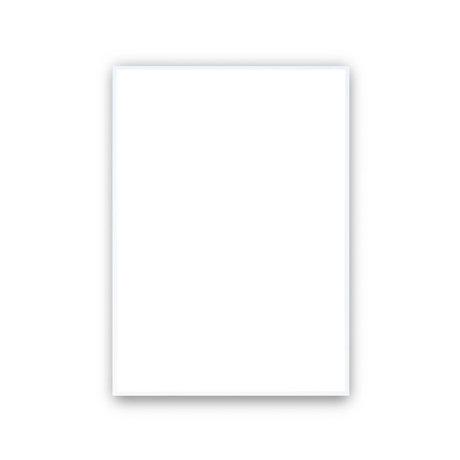Paper Collective Cadre photo PC Frame aluminium blanc 30x40cm