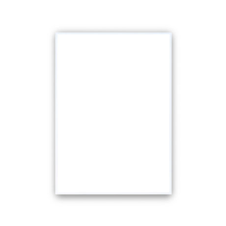 Paper Collective Photo frame PC Frame white aluminum 30x40cm