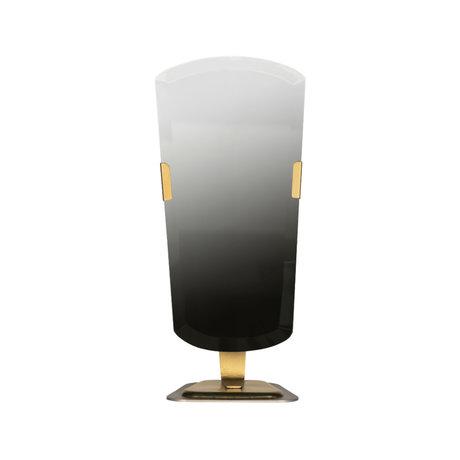 BePureHome Arrogant Staande Spiegel 41cm Metaal Antique Brass