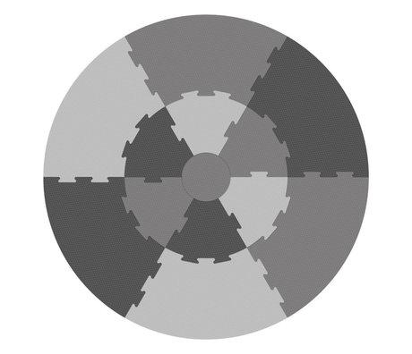 Sebra Play mat Pigeon gray 122x1,5cm