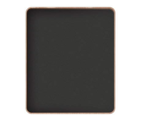 Sebra Blackboard Oakee blackboard with oak frame 90x8x75cm