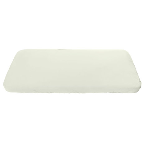 Sebra Fitted sheet Jersey junior moonlight beige 70x160cm
