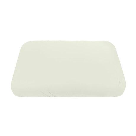 Sebra Fitted sheet Jersey baby moonlight beige 70x120cm