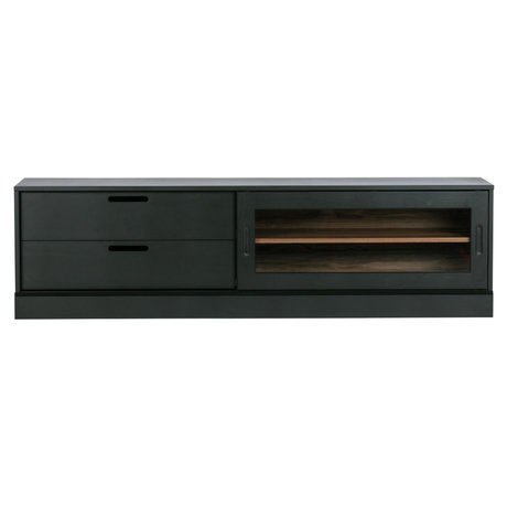 WOOOD TV cabinet James pine 50x180x42cm