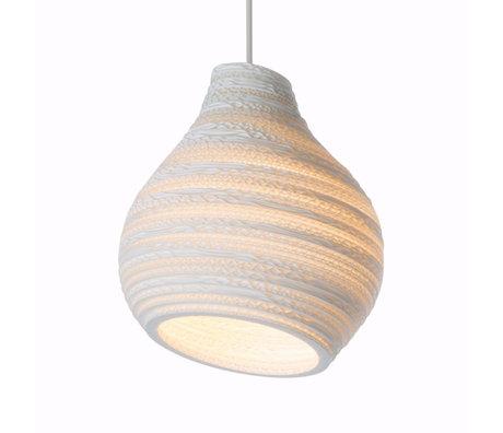 Graypants Hanglamp Hive9 wit karton Ø23x28cm