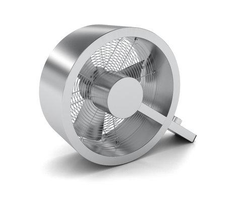 Stadler Form Ventilator Q zilver aluminium 43x15x35cm