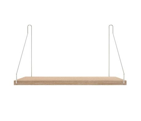 Frama Wandplank Shelf Wit roestvrij staal 27x40x16cm