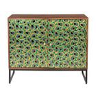 Dutchbone Dressoir Meena multicolor hout 95x40x80cm