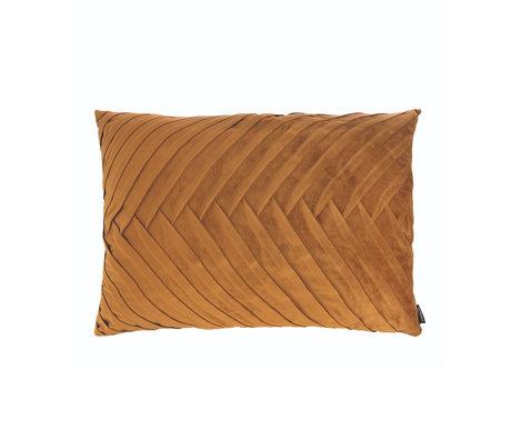 Riverdale Sierkussen Elja goud polyester 50x70x23cm
