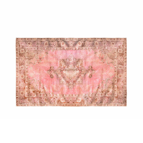 Riverdale Vloerkleed Moon roze textiel 160x230x1cm