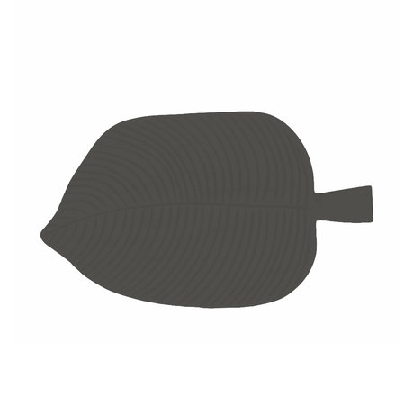 Riverdale Dienblad Fre zwart hout 30x18x2cm