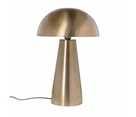 Riverdale Tafellamp Moon goud ijzer 39x39x60cm
