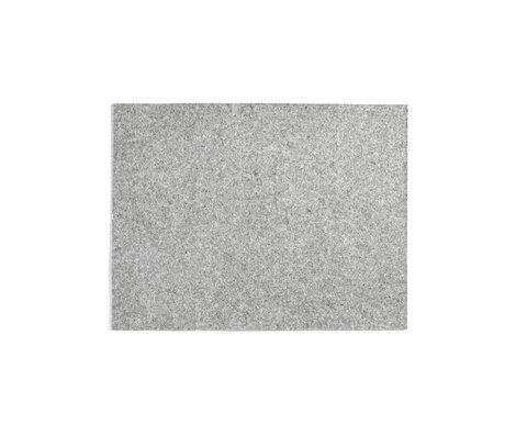 HAY Placemat Grey grijs wol 45x35cm