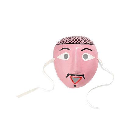 HAY Masker Mood roze papier 20x10x25cm