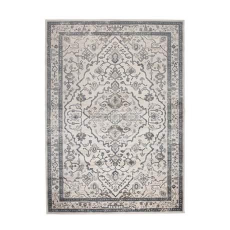 Zuiver Rug Trijntje Amazing Gray gray textile 170x240cm
