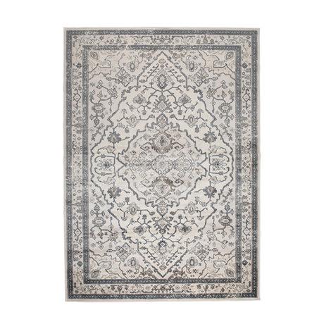 Zuiver Vloerkleed Trijntje Amazing Grey grijs textiel 170x240cm