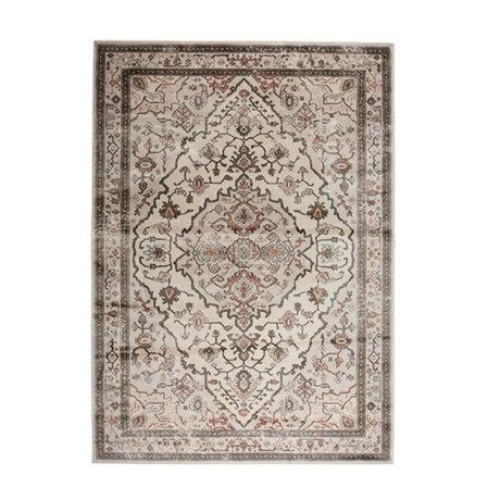 Zuiver Rug Trijntje Rose Olive multicolour textile 170x240cm
