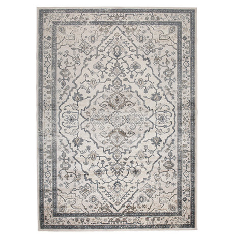 Zuiver Rug Trijntje Amazing Gray gray textile 200x300cm