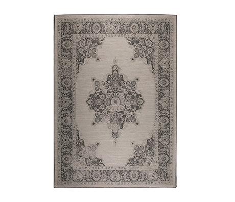 Zuiver Teppich Outdoor Coventry schwarz Textil 170x240cm