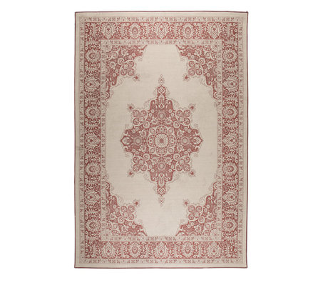 Zuiver Rug Outdoor Coventry red textile 170x240cm