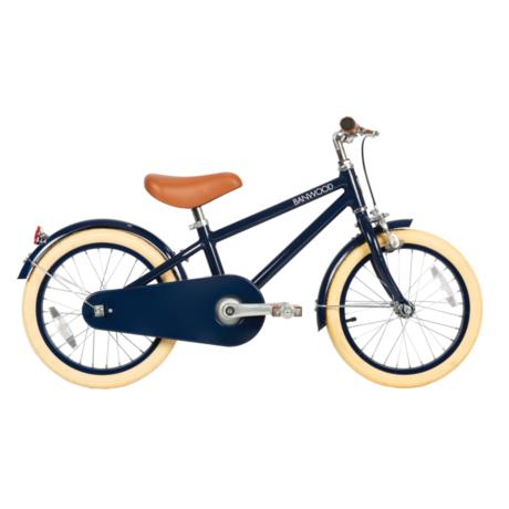 Banwood Kinderfiets Classic donkerblauw 99,5x23,5x56cm