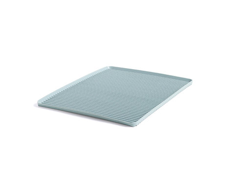 HAY Dienblad Dish Drainer lichtblauw kunststof 42x32,5x1,5cm