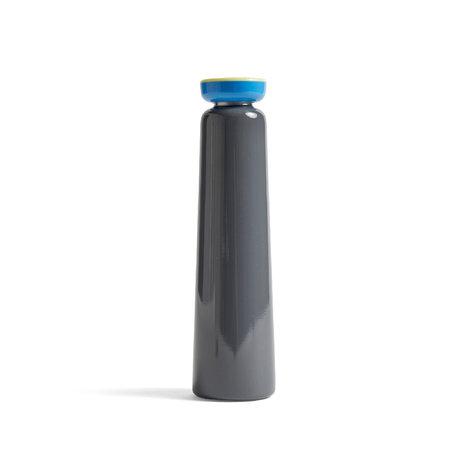 HAY Fles Sowden 0.5L grijs RVS ¯7x26cm