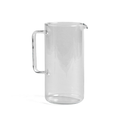 HAY Kan Glass L 2L transparant glas ¯12x23,5cm